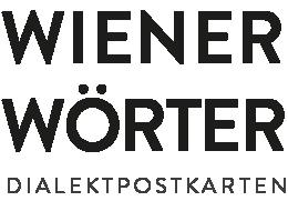 Wiener Wörter Dialektpostkarten